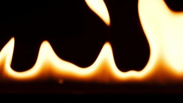 Thumbnail for Burning on Black