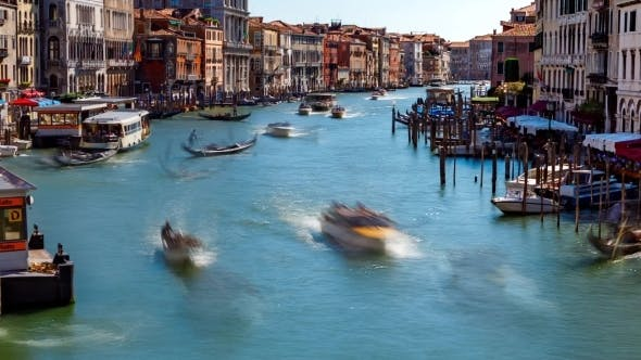 Thumbnail for Grand Canal in Venice, Italy
