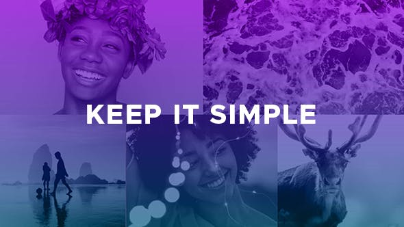 Cover Image for Keep It Simple / Title Sequence