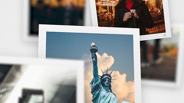 Thumbnail for Presentación de diapositivas Square Premiere