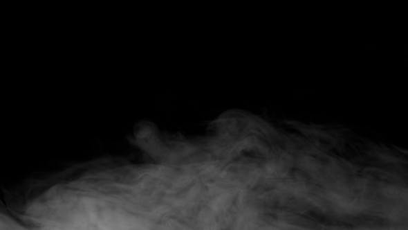 Cover Image for Smoke Against Black