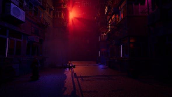 Thumbnail for Epic Light In The Street