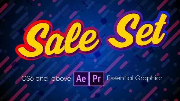 Thumbnail for Sale Set