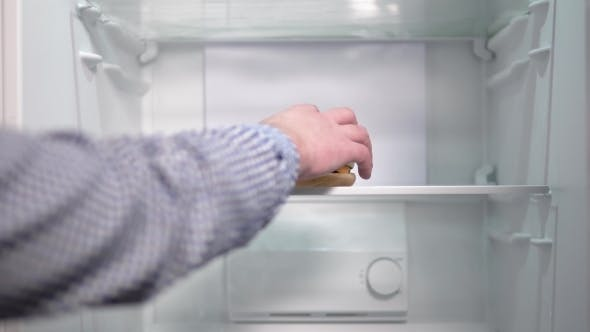 Thumbnail for Healthy Food in the Fridge