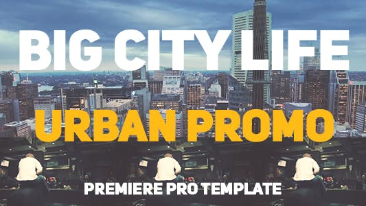 Thumbnail for Big City Life // Urban Promo