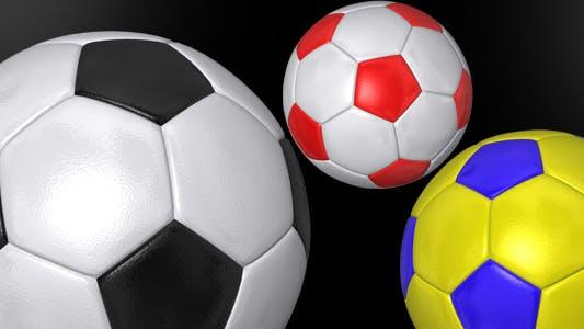 Thumbnail for Balones de Fútbol Volador Pack