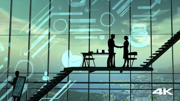 Thumbnail for Инфографика развития успеха бизнеса