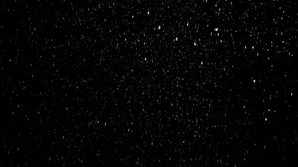 Cover Image for White Snow on Black