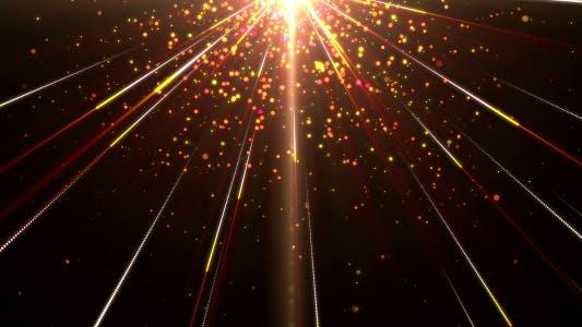 Thumbnail for Light Streak Particles 01