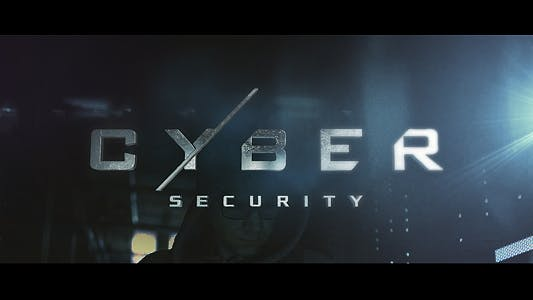 Thumbnail for Cinematic Trailer - Cyber Security