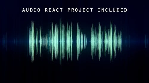 Equalizer VU Meters Audio React