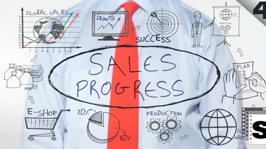 Cover Image for Sales Progress