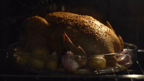 Thumbnail for Kochen Türkei auf Thanksgiving Day Feier