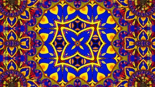Kaleidoscopic Flower