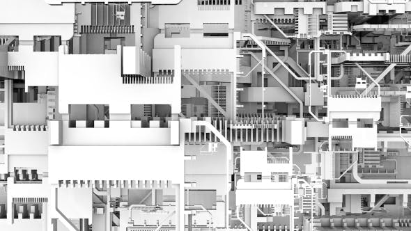 Thumbnail for Futuristic Architecture
