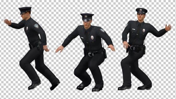 Thumbnail for Police Officer Street Dance