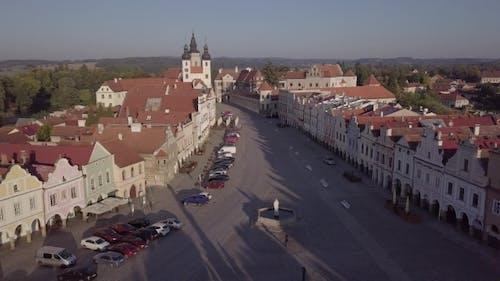 Old Town Telc, Czech Republic