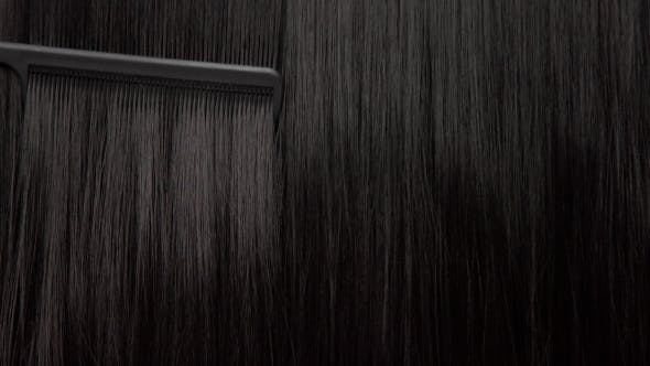 Thumbnail for Hair Texture Background, No Person