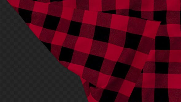 Thumbnail for Red Plaid Cloth Reveal 04