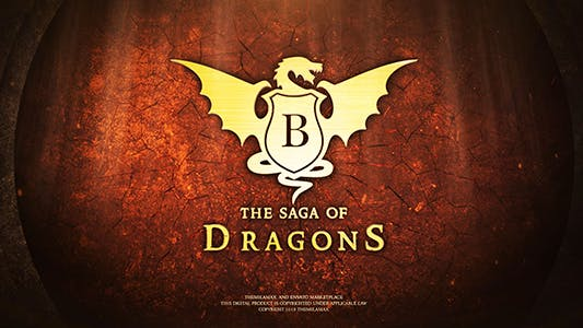 Cover Image for Epic Fantasy Logo