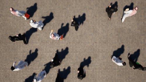 Arabic Crowd Walk