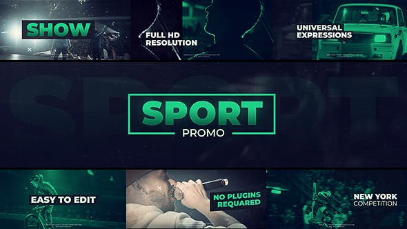 Thumbnail for Sport Promo 4K