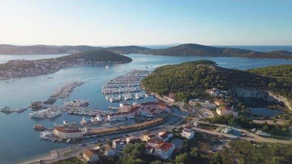 Thumbnail for Yacht Club and Marina in Croatia, Frapa