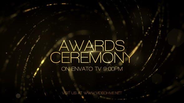 Awards Ceremony Pack