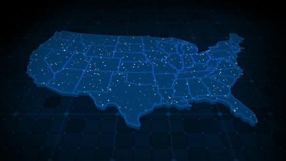 Thumbnail for USA Map