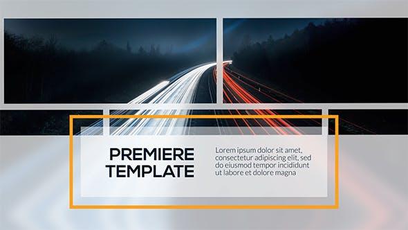 Thumbnail for Corporate Lines - Premiere Presentation