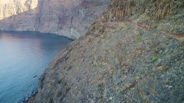 Thumbnail for Flight Over Los Gigantes Mountains