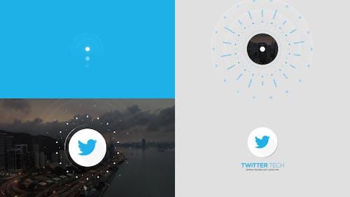 Technologie-Logotyp