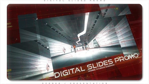 Thumbnail for Digital Slides Promo