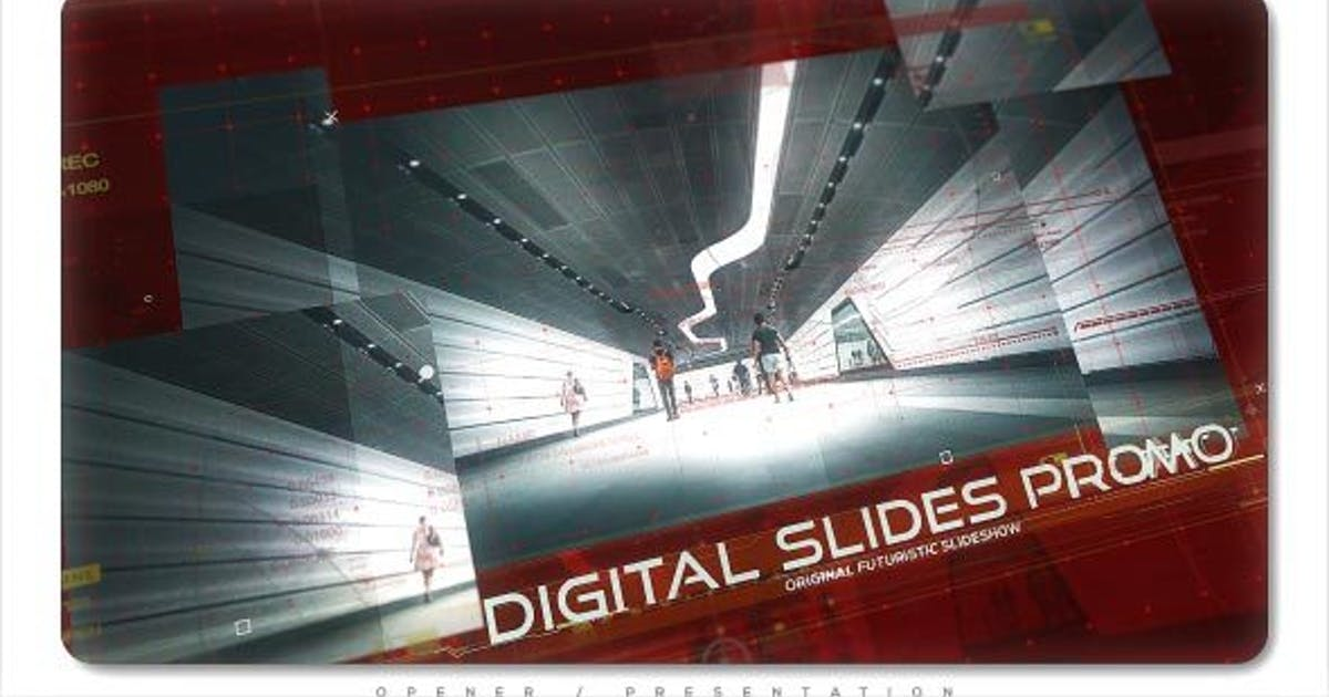 Digital Slides Promo