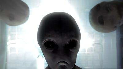 Alien Abduction Dark