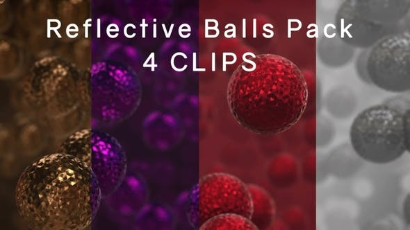 Thumbnail for Reflective Balls Pack
