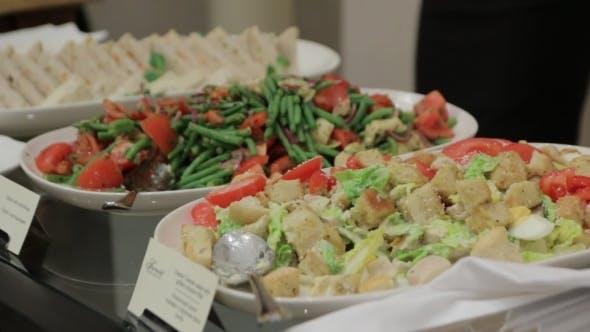 Cover Image for Salads Snacks Restaurant