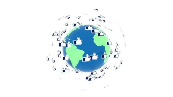 Thumbnail for Soziale Medien wie Globe Spin