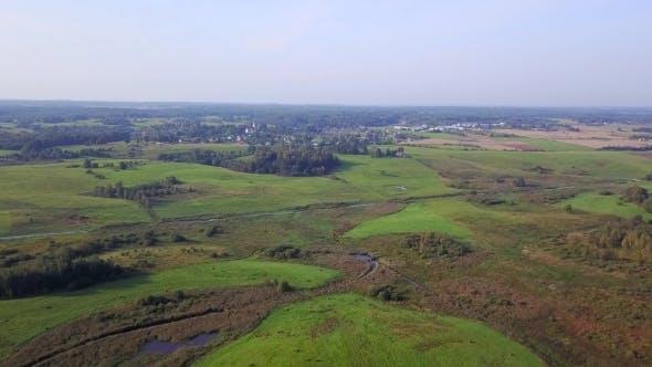 Thumbnail for Natur der Landseite im Herbst