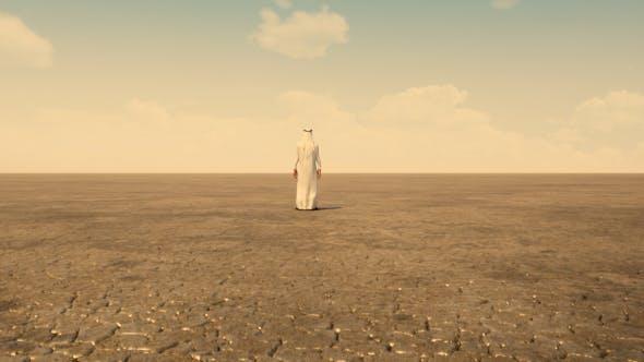 Thumbnail for Arab Male - Dry Ground and Desert