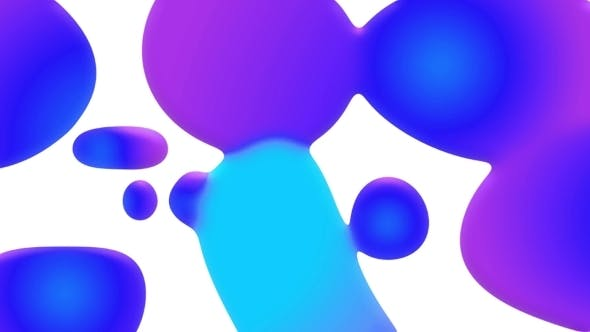 Thumbnail for Abstract Colorful Crews on a White Background