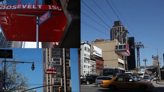 Thumbnail for Roosevelt Island cable car Full HD