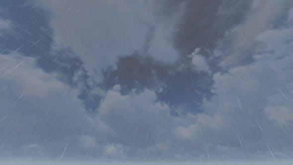 Thumbnail for Storm Clouds With Rain