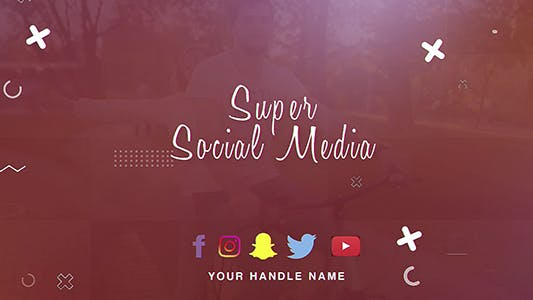 Thumbnail for Super Social Media
