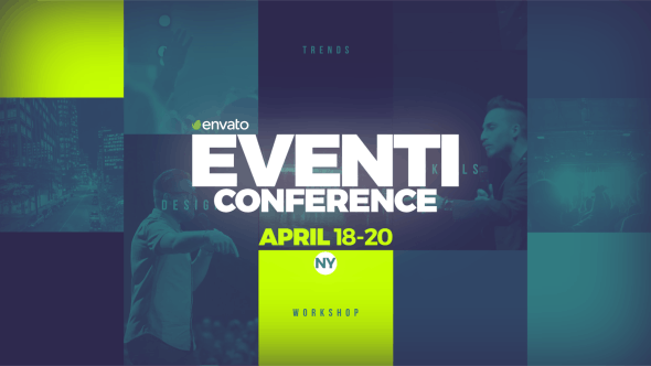 Thumbnail for Eventi // Conference Promo