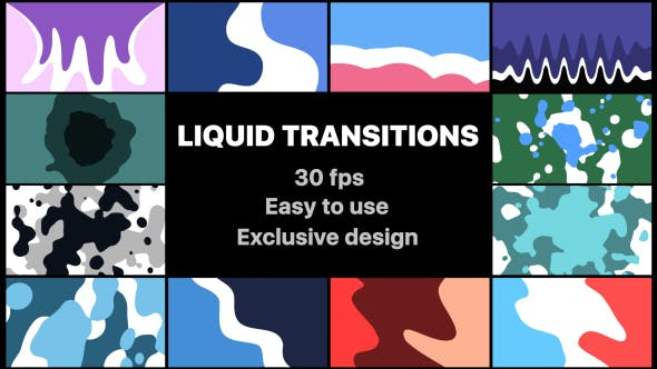 Thumbnail for Liquid Motion Transitions