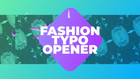 Thumbnail for Fashion Typo Opener