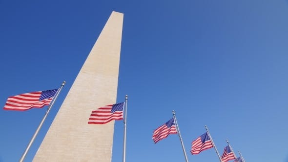 Cover Image for Washington Monument in the Background of a Clear Blue Sky