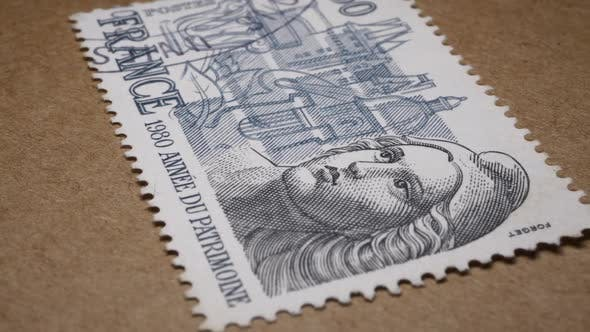 Thumbnail for Postal Stamp
