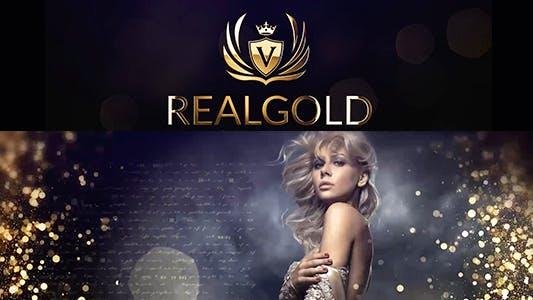Thumbnail for Real Gold Slideshow